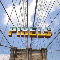 """""""Pixels"""" le court-métrage made in france qui a inspiré le film """"Pixels"""" avec Adam Sandler et Peter Dinklage"""