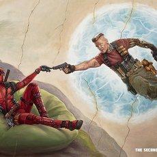 """Nouvelle bande-annonce de """"Deadpool 2"""" avec Ryan """"Wade Wilson"""" Reynolds et Josh """"Cable"""" """"Thanos"""" Brolin"""