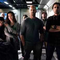 """Jason Statham versus le Megalodon dans la bande-annonce Sharknadesque de """"The Meg"""""""