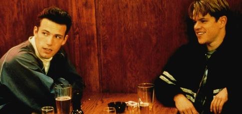 60 - Comme le numéro de la page du scénario de Will Hunting où Matt Damon et Ben Affleck inclurent une scène de sexe entre leurs deux personnages