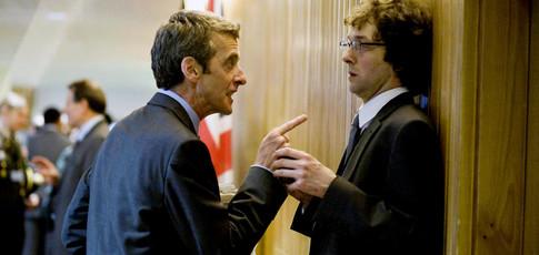 2009 - Comme l'année de sortie du film In the Loop, comédie satirique sur la politique, avec le plus agressif et meilleur directeur de la communication de tout les temps, Malcolm Tucker!