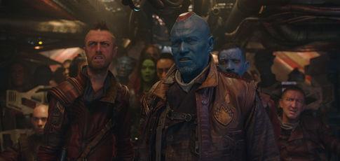 200 - Comme le nombre de costumes de Ravageurs dans les Les Gardiens de la galaxie 2