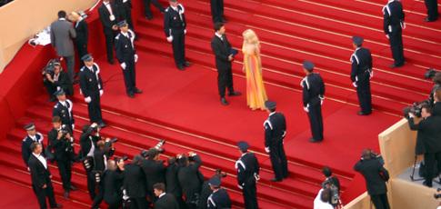 60  - Comme la longueur en mètres du tapis rouge du festival de Cannes