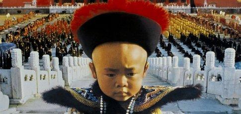 1 - Comme la première fois ou un long-métrage fut autorisé à filmer dans la Cité Interdite et c'était pour Le Dernier empereur (1987) de Bertolucci
