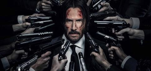 4 - Comme le nombre de mois d'entraînement nécessaires à Keanu Reeves pour préparer son rôle dans John Wick