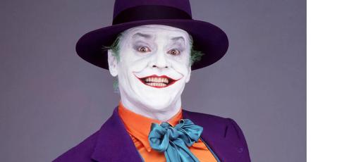 """60 - Comme le montant en millions de Dollars obtenu par Jack Nicholson pour son rôle du Joker dans """"Batman"""" de Tim Burton"""