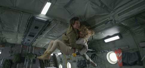"""64 - Comme le nombre de prises nécessaires pour la scène qui se déroule en zéro gravité dans """"la Momie"""" avec Tom Cruise et Sofia Boutella"""
