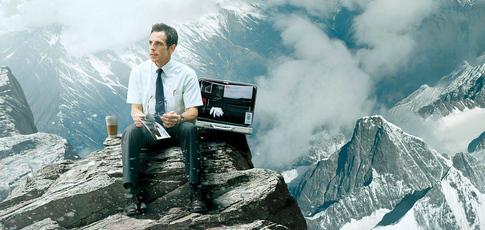 """5 - Comme le nombre de films réalisés par Ben Stiller avec """"La Vie rêvée de Walter Mitty"""""""