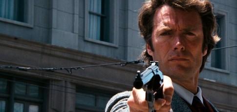 """5 - comme le nombre de films que comporte la saga """"L'inspecteur Harry"""" avec Clint Eastwood"""