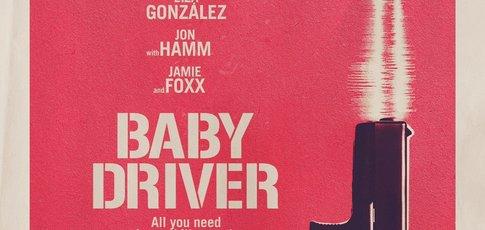 """30 - Comme le nombre de titres qui composent la Bande originale de """"Baby Driver"""""""