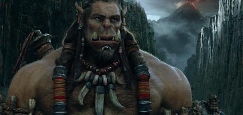 """120 - Comme le nombre de mini-capteurs disposés sur les visages des comédiens, interprétant des orques dans """"Warcraft : Le commencement"""" de Duncan Jones"""