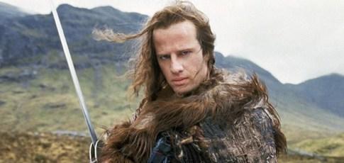 """2 - Comme le nombre de Quickening, un noir, un blanc dans l'univers des films """"highlander"""""""