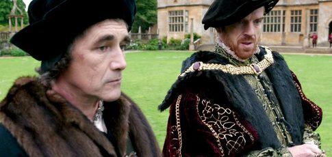 """6  - Comme le nombre d'épisodes que comporte la saison de la série télévisée historique britannique """"Wolf Hall"""" avec Mark Rylance et Damian Lewis"""