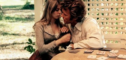"""1971 - Comme l'année de sortie du film """"Les Proies"""" de Don Siegel avec Clint Eastwood"""