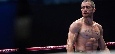 """6 - Comme le nombre de mois, durant lesquels, Jake Gyllenhaall s'est entraîné pour son rôle de boxeur dans """"La Rage au ventre"""""""