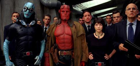 """1994 - Comme l'année de sortie du comic book """"Hellboy"""" de Mike Mignola"""