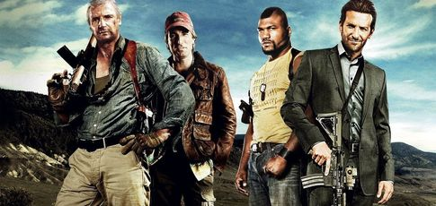 """165 - Comme le budget, en millions de dollars, de l'adaptation au cinéma de """"L'Agence tous risques"""" par Joe Carnahan avec Liam Neeson et Bradley Cooper"""