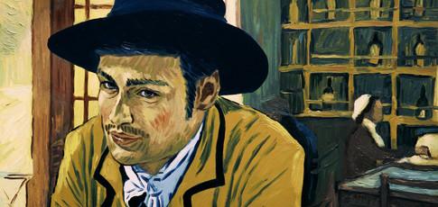 """62 450 - Comme le nombre de plans du film d'animation """"La Passion Van Gogh"""", premier long métrage entièrement peint à la main"""