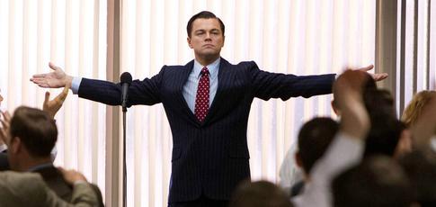 """5 - Comme le nombre de fois ou Leonardo DiCaprio a tourné sous la direction de Martin Scorsese avec """"Le Loup de Wall Street"""""""
