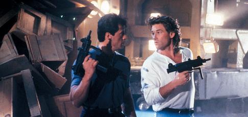 """1989 - Comme l'année de sortie de """"Tango et Cash"""" avec Sylvester Stallone et Kurt Russell"""
