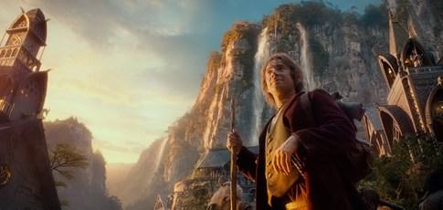 """2012 - Comme l'année de sortie du """"Hobbit : Un voyage inattendu"""" de  Peter Jackson avec Martin Freeman et Ian McKellen"""