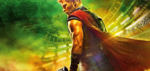 """136 - Comme le nombre de millions de vues en 24 heures,  de la première bande-annonce de """"Thor : Ragnarok"""" de Taika Waititi avec Chris Hemsworth"""