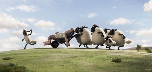 """1995 - Comme l'année où est apparu pour la première fois Shaun le mouton dans le troisième épisode de Wallace et Gromit: """"Rasé de près"""""""