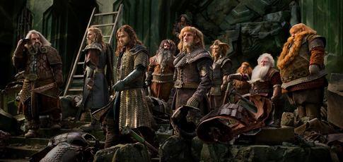 """266 - Comme le nombre de jours de tournage nécessaires au tournage de la trilogie du Hobbit: """"Un voyage inattendu"""", """"La Désolation de Smaug"""" et """"La Bataille des Cinq Armées"""""""