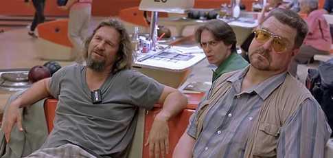 """1998 - Comme l'année sortie du cultissime de """"The Big Lebowski"""" des frères Coen avec Jeff Bridges dans le rôle du """"Dude"""""""
