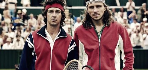 1980 - Comme l'année du célèbre match opposant Borg/McEnroe au tournoi de Wimbledon, au centre du film éponyme avec Shia Labeouf et Sverrir Gudnason