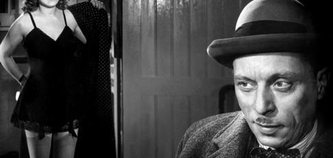 """1947 - Comme l'année de sortie du """"Quai des Orfèvres"""" de Henri-Georges Clouzot avec Louis Jouvet, Suzy Delair et Bernard Blier"""