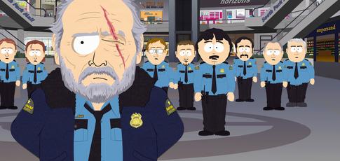 """7 - Comme la place de l'épisode """"Black Friday"""" dans la dix-septième saison de la série """"South Park"""""""