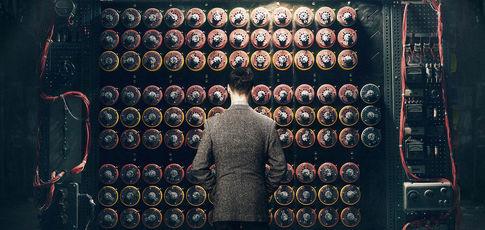 """2014 - Comme l'année de sortie de """"Imitation Game"""" avec Benedict Cumberbatch et Keira Knightley"""