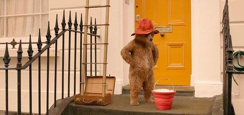 1958 - Comme l'année de naissance de l'ours Paddington
