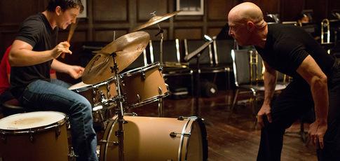 """19 - comme le nombre de jours de tournage de """"Whiplash"""", réalisé par Damien Chazelle avec Miles Teller et J. K. Simmons"""