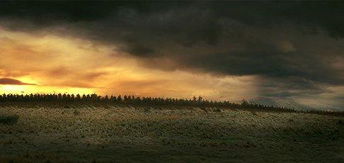 """2003 - Comme l'année de sortie du """"Seigneur des anneaux : Le Retour du roi"""" de Peter Jackson"""