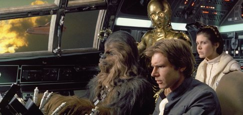 """1980 - Comme l'année de sortie de """"Star Wars, épisode V : L'Empire contre-attaque"""" de Irvin Kershner"""