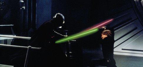 """1983 - Comme l'année de sortie de """"Star Wars, épisode VI : Le Retour du Jedi"""" avec Mark Hamill, Harrison Ford et Carrie Fisher"""