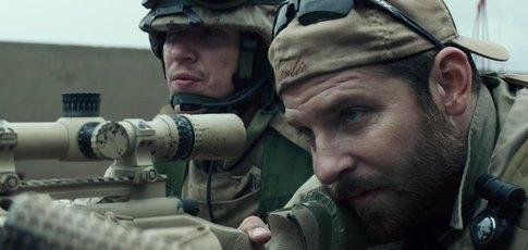 """547  - comme le montant, en millions de dollars, des recettes mondiales d'""""American Sniper"""" de Clint Eastwood avec Bradley Cooper"""