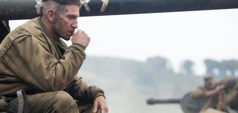 """2014 - Comme l'année de sortie de """"Fury"""" de David Ayer avec Brad Pitt"""