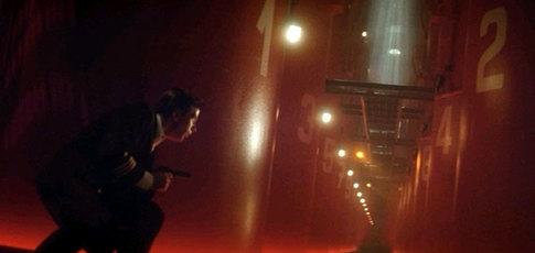 """1990 - comme l'année de sortie de """"À la poursuite d'Octobre rouge"""" réalisé par John McTiernan avec Sean Connery et Alec Baldwin"""