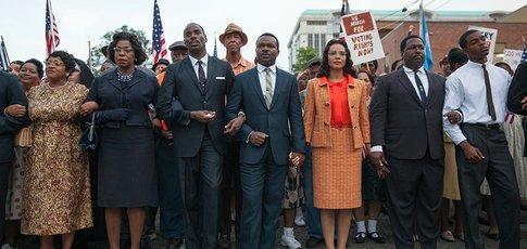 """2014 - Comme l'année de sortie de """"Selma"""" biopic sur Martin Luther King avec David Oyelowo et Tim Roth"""