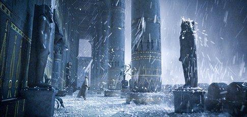 """2014 - Comme l'année de sortie de """"Exodus: Gods and Kings"""" de Ridley Scott avec Christian Bale et Joel Edgerton"""