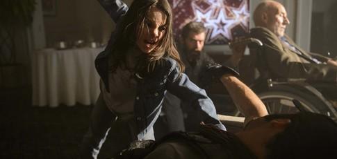 0  - Comme le nombre de film de Dafne Keen avant de jouer Laura Kinney / X-23 dans Logan