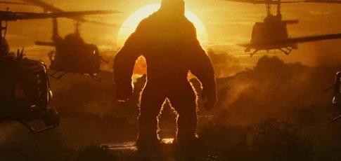 30 - Comme la taille, en mètres, de Kong dans le nouveau film Kong: Skull Island